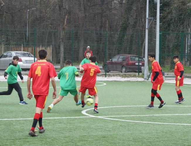 В Пловдив се проведе футболен турнир в подкрепа на борбата с антициганизма