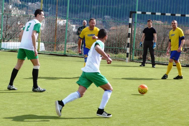 В Шумен играха футбол в подкрепа на борбата срещу антициганизма