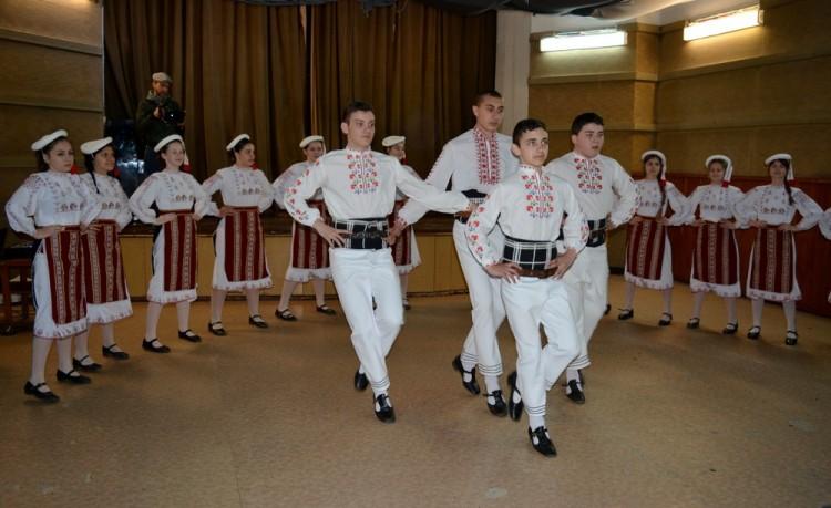 Пролетно етно надиграване срещу антициганизма се проведе в Сливен